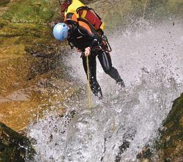 Canyoning 'SportundNatur' Spezial